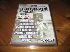 Fuerza Mexicana Vol. 1 El DVD - DYABLO Gramatiko El Maloso NECIO - Chicano Rap