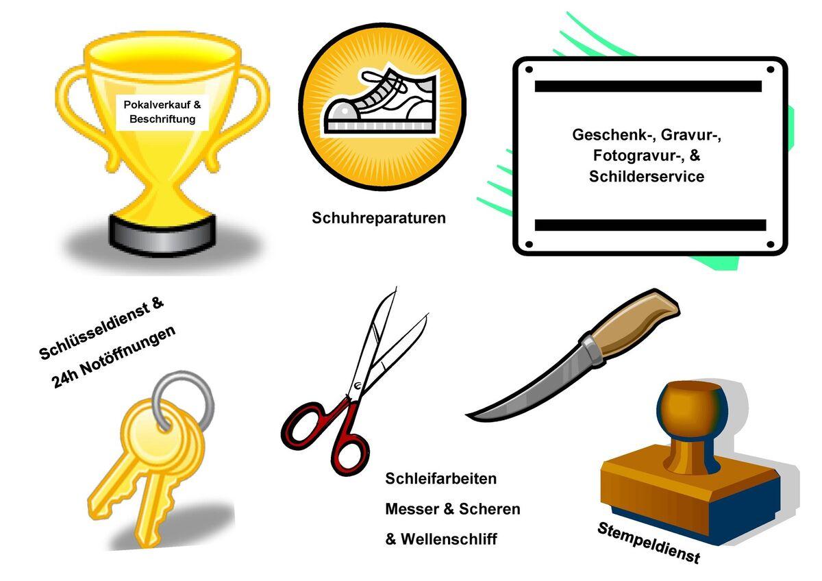 Gravur und Schilder Service