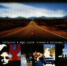 The Jesus & Mary Chain Stoned & Dethroned CD NEW SEALED 1994
