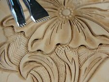 Leather Stamping Tools - Bar Grounder Background Stamp Set (3 & 7 Seeds)