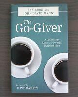 New The Go-Giver by Bob Burg John David Mann Hardcover Book