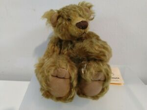 Little Additions Mohair Jointed Bear Hand Crafted By Sandy Barnett Jinny Ltd Ed.