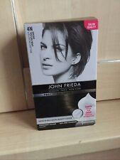 John Frieda Precision Foam Colour Hair Dye, Number 4N, Dark Natural Brown New