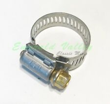 Classic Mini New Heavy Duty Stainless Steel Hose Clamp 17mm-32mm Austin, Morris