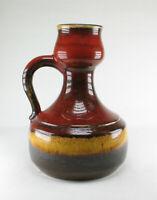 Große Marei Keramik Vase 60er Jahre Fat Lava Stil wgp space age pottery mcm
