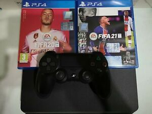 USATA OTTIME CONDIZIONI - Sony PlayStation 4 Slim 1TB Console - Nera