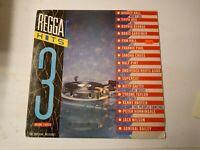 Reggae Hits Volume 3-Various Artists Vinyl LP 1986