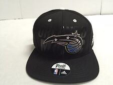 1e950ed5992 Orlando Magic adidas Youth 2014 NBA Draft Authentic Snapback Hat - Black