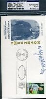 Bobby Mitchell Signed Knute Rockne Fdc Psa/dna Authentic Autograph