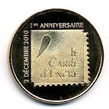 75009 Carré d'encre, 1 an, 2011, Monnaie de Paris