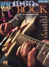Guitar Play-Along 1960s Rock Learn to Play Kinks TAB Music Book & CD