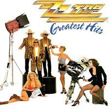"ZZ TOP - GREATEST HITS CD (BEST OF) TEXAS-ROCK / ""SLEEPING BAG"", ""LA GRANGE""..."