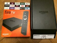 Amazon Fire TV (2nd Gen) with Alexa Voice Remote