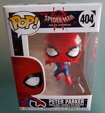 Spider Man Peter Parker Funko Pop Figure