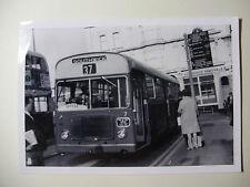 ENG1925 - 1960s BRIGHTON HOVE & DISTRICT OMNIBUS Co - BUS No2205 PHOTO