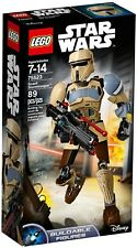 LEGO Star Wars 75523 Buildable figure Scarif Stormtrooper - New (Free Shipping)
