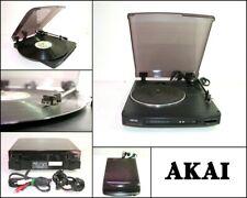 AKAI AP-MX550 2 Speed Belt Drive Automatic Turntable