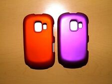 AT&T ALCATEL ONE TOUCH OT871 SNAP ON COVER/CASE LOT OF 2 NEW