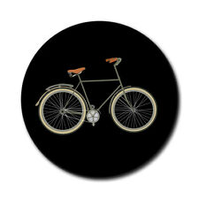 Fixed Gear Bicycle Mouse Pad