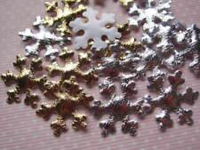 Blattgold,Schlagmetall,100 Blatt im Set,jedes einzel durch ein Blatt getrennt