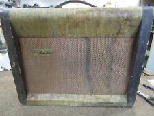 Vintage Silvertone 1333 Tube Type Guitar Amp 1956 ~ Danelectro