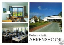 AK, Ostseebad Ahrenshoop, Reha-Klinik, drei Abb., 2000
