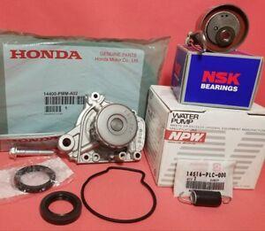 2001-2005 Honda Civic 1.7L Timing Belt Kit + Water Pump + Tensioner Japan OEM