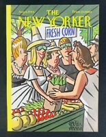 COVER ONLY ~ The New Yorker Magazine, August 8, 1964 ~ Peter ARNO