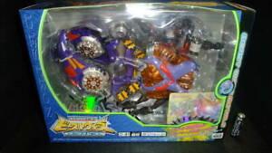 Transformers Beast Wars Metals D 41 Sensho metal Seraing page F/S [FROM JAPAN]