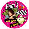 60. Geburtstag Abzeichen (Können Haben eine Brau ) - Groß