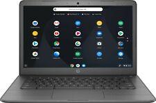 "HP 14"" Touch-Screen Chromebook  Intel Celeron  4GB Memory 32GB eMMC Flash  N3350"