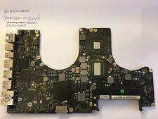 Macbook Pro A1297 17 2011-i7-2,3Ghz Logic Board,820-2914-A,B,WITH NEW 2017 GPU..
