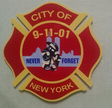 """91101 City Of New York Never Forget (4"""")"""