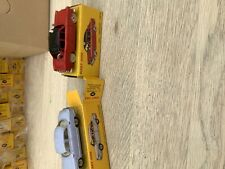 Modelauto dinky atlas coll  2 stuks. Panhard pl17 en simca taxi versailles  mib.