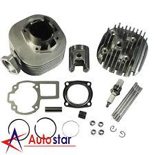 For 1987-2006 Suzuki QuadSport LT80 Cylinder Piston Gasket Cylinder Head Kit