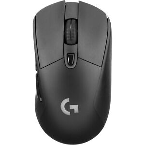 New/Sealed - Logitech - G703 (Hero) Wireless Optical Gaming Mouse - Black