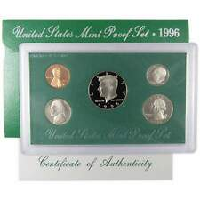 1997 Proof Set Box and Lens ONLY