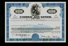 United Air Lines Inc Chicago Il ( now Ua United Airlines ) issued to Dila & C