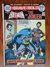 The Brave and the Bold 111   Batman and The Joker