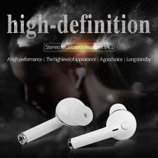 Bluetooth Headphone For iPhone 7 7PLUS 6 6s 8 Plus Airpods Inear Stereo Earbuds