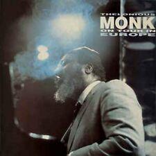 Thelonious Monk -On tour in Europe -.2xLP/33/Vinyle UK 88  Affinity 192