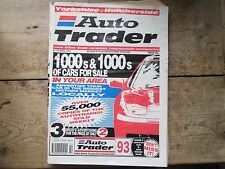 YORKSHIRE AND HUMBERSIDE AUTO TRADER 8 - 14 APRIL 1993 WELL KEPT FOR AGE