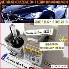 2 Lampadine XENON D1S BMW SERIE 6 F12/13 F06 2010>m sport BIXENON bulb 6000K fa