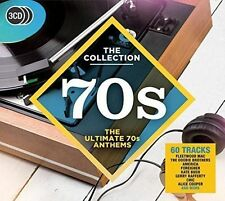 70s - The Collection Various Artists Audio CD