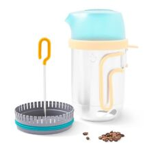 KettlePot Coffee Press Biolite Water Boiling Materials Stainless BPA Free