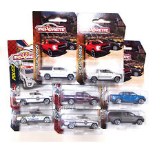 Majorette Toyota Hilux Revo Full Set of 8 Pickup cars limited Pick up Thailand