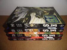 E'S: vol.1 2 3 4 by Satol Yuiga Manga Book Lot in English