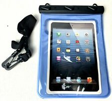 """Universal iPad and Tablet Waterproof Case, Dry Bag Pouch for Tablets - 9"""" x 7"""""""