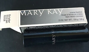 Hard to Find New In Box Mary Kay Creme Lipstick Raisinberry 022836 Full Size 👄