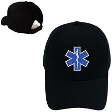 MILITARY BASEBALL CAP HAT EMS EMT Emergency Medical Services Paramedic